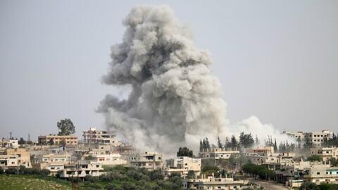 ¿Gobierno ruso tuvo algo que ver con el uso de armas químicas en Siria?