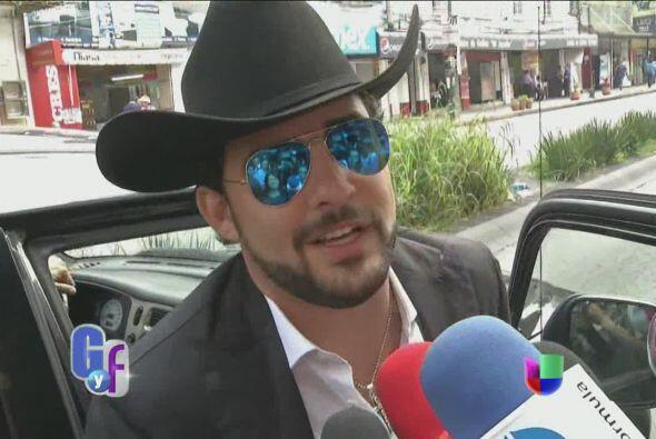El cantante Gerardo Bazúa, el supuesto nuevo novio de Paulina Rubio, se...