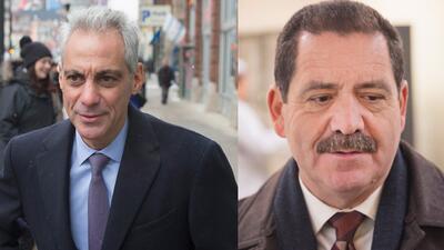 Emanuel y Chuy en el la recta final previo a la segunda vuelta electoral