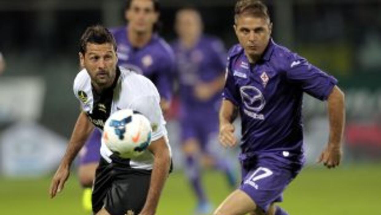Parma y Fiorentina igualaron en duelo de la liga italiana.