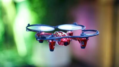 """Registro para """"drones"""" será obligatorio"""