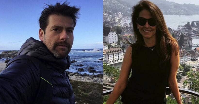 Fernando Videgaray llevaba desde el 2004 casado con Mónica Abin S...