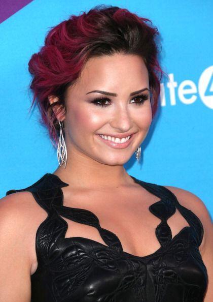 ¡Fiu, fiu! La verdad a nosotros nos gusta más como se ve Demi Lovato con...