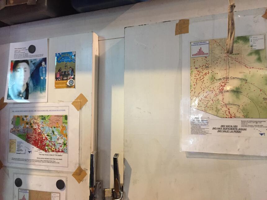 En fotos: Centro de Atención al Migrante Deportado en Nogales, México en...