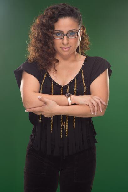 Michelle es originaria de Guatemala pero vive en Florida.