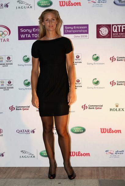 Puesto 9: Elena Dementieva de Rusia con 4335 puntos.