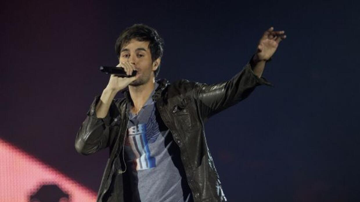 Enrique Iglesias recordó a Whitney Houston