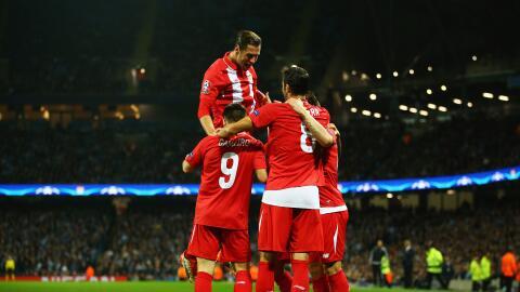 Sevilla vs. Valencia