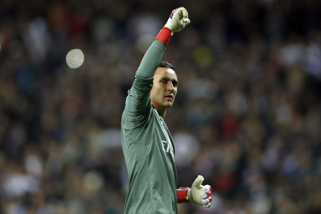 11. Keylor Navas (Real Madrid) - Costa Rica