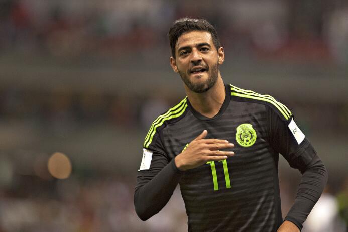 2. Carlos Vela (Real Sociedad - España) -