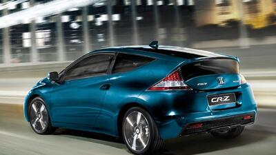 El sustituto del CR-Z ya no será un auto híbrido.