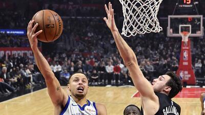 Carrusel NBA: Warriors se imponen a Clippers; Spurs, Trail Blazers y Celtics con paso ganador