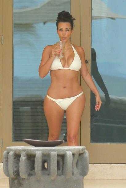 Por esto, Kim es tan popular. Más videos de Chismes aquí.