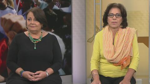 Dos cubanas que nunca se dejaran callar por el régimen castrista