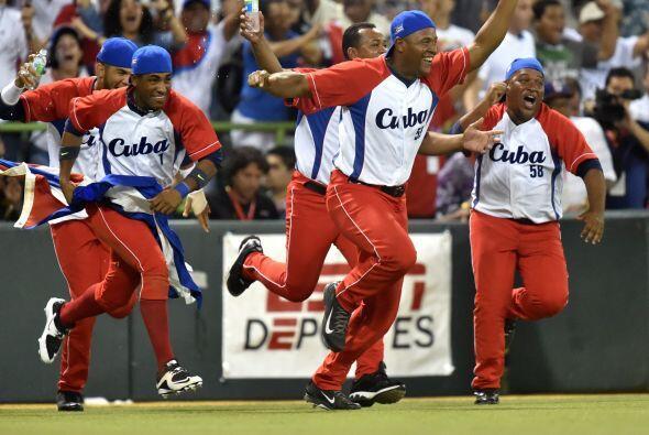 Es el octavo campeonato de Cuba en el torneo, que iguala a México y dese...