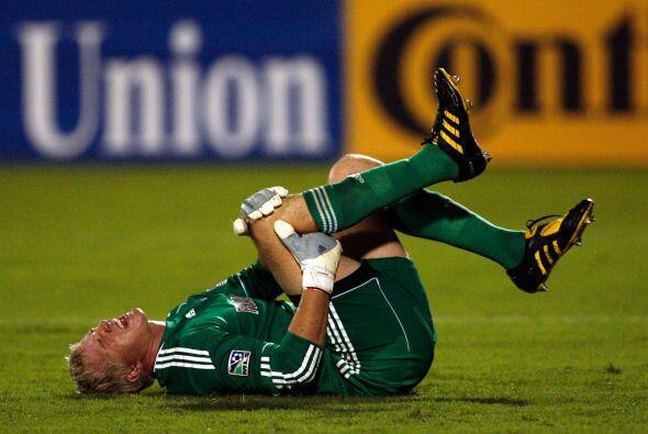 Para la escuadra texana el empate fue fatìdico debido a las lesiones del...