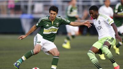 El regreso de Valeri fue con un gol en un clásico caliente ante Seattle.
