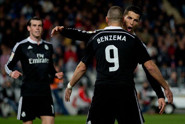 En 2014, el equipo de Ancelotti ha anotado un total de 178 goles, dejand...