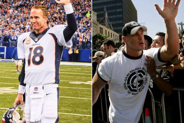 Adam Rank de NFL Media representó a los jugadores de la NFL que s...