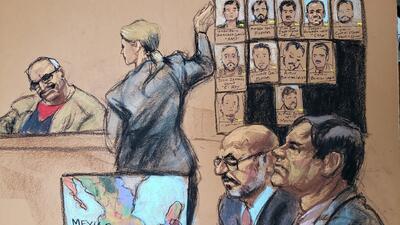 Juicio contra 'El Chapo': 'El Rey' Zambada acusa a un excolaborador de AMLO de aceptar dinero del Cártel de Sinaloa