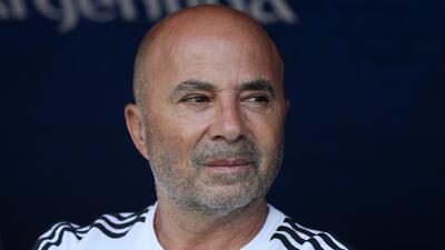 Jorge Sampaoli deja oficialmente la selección de Argentina