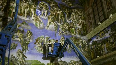 Inauguran réplica de la Capilla Sixtina en Ciudad de México