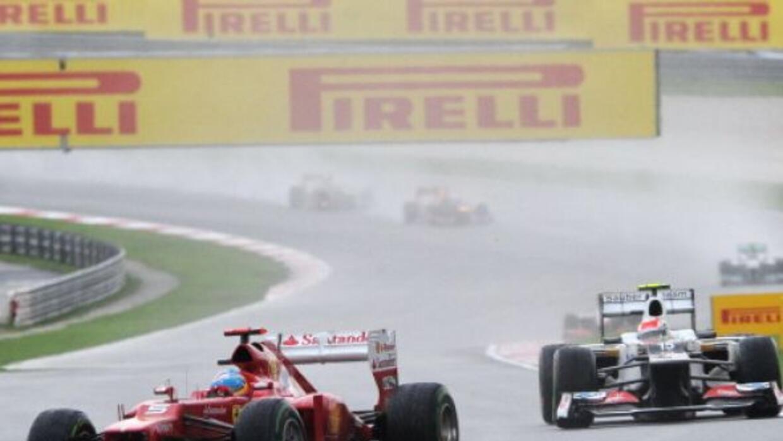 Alonso logró la victoria en el GP de Malasia 2012.