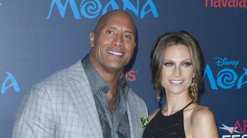 Dwayne 'The Rock' Johnson se divirtió de lo lindo rapeando en 'Moana'