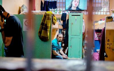 Róger Solórzano Chavarría espera un juicio en una prisión de San José, C...