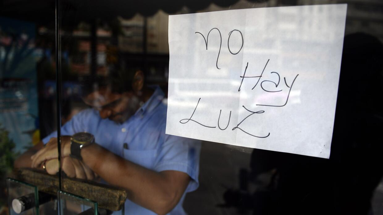El gobierno ha implantado medidas para tratar de enfrentar la falta de e...