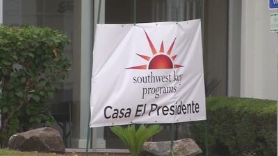 Líder de la organización que alberga menores separados de su familia en la frontera denuncia amenazas