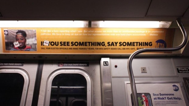 """El """"Si ves algo, di algo"""" se ha convertido en un clásico del t..."""