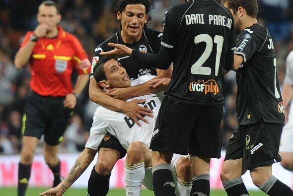 Pero no faltaron las polémicas entre los rivales deportivos, que se dier...