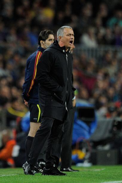 Estos 11 jugadores son dirigidos por el portugués José Mourinho, que por...
