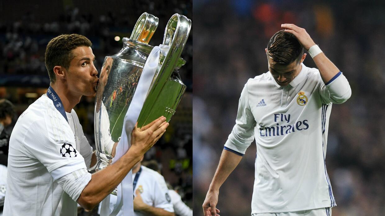 Las 'novias' de Cristiano Ronaldo, el 'Balón de Oro' de las conquistas G...