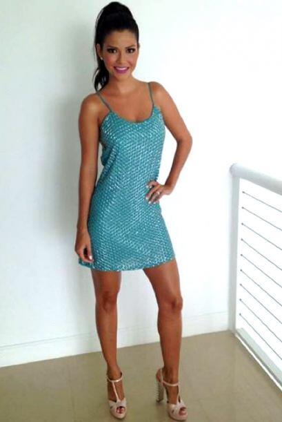 Julio 17, 2014: Moda para una noche de Premios Juventud.
