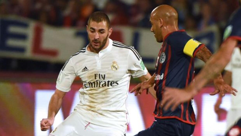 El capitán del Ciclón, criticó duramente a los jugadores de Real Madrid.