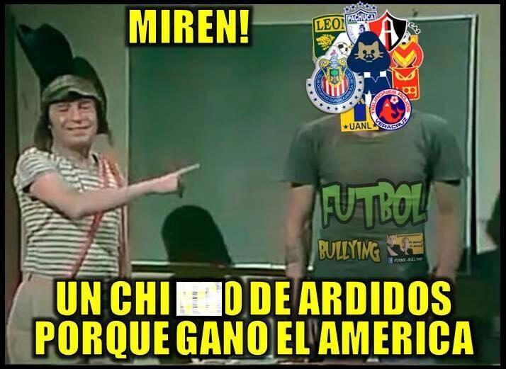 América goleó y gustó mientras que Cruz Azul y Chivas empataron a un gol...