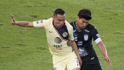 """Paul Aguilar: """"América está para ganar el torneo de Copa y el de Liga"""""""