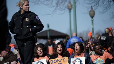 La batalla de los dreamers para que el Congreso apruebe DACA no ha termi...