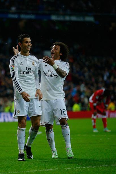 En la jornada 11 del campeonato español el Real Madrid volvi&oacu...