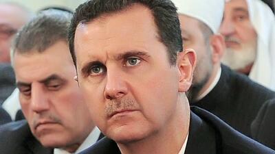 ¿Quién es el presidente Bashar al-Assad?