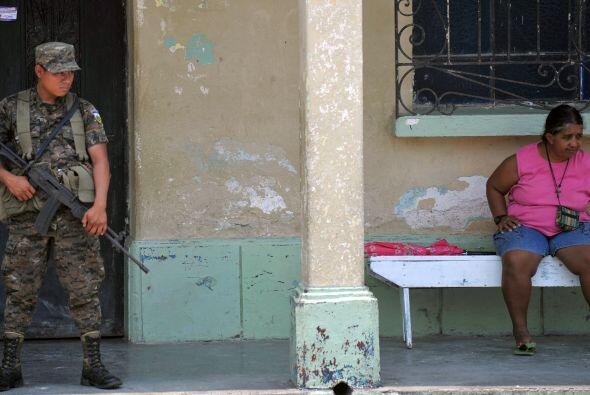 """""""Fue un salvajismo total"""", dijo Colom el martes a la emisora mexicana MV..."""