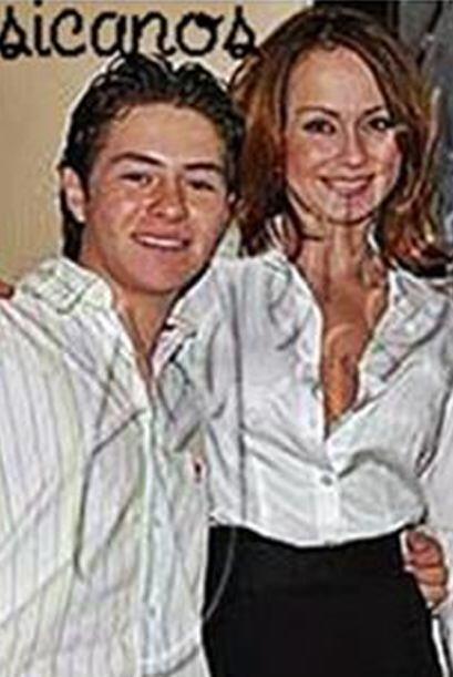 Así fue como apareció en el 2006. El actor le dio una gran sorpresa a Ga...