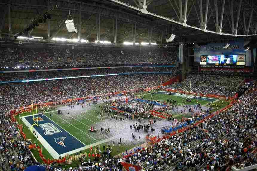 Recuerdo Super Bowl XLII y Super Bowl XLVI