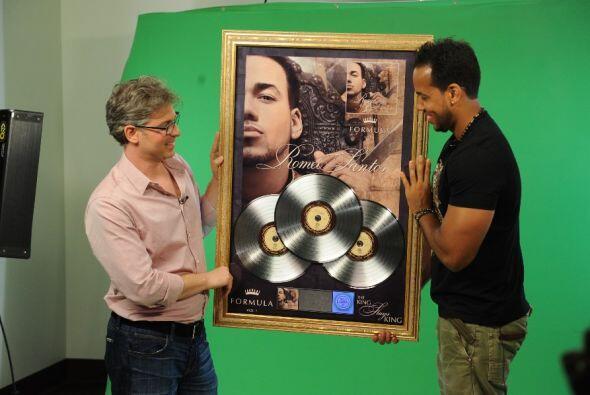 Y hasta nos confesó que hizo el disco con muchas ganas, pero mentalizado...
