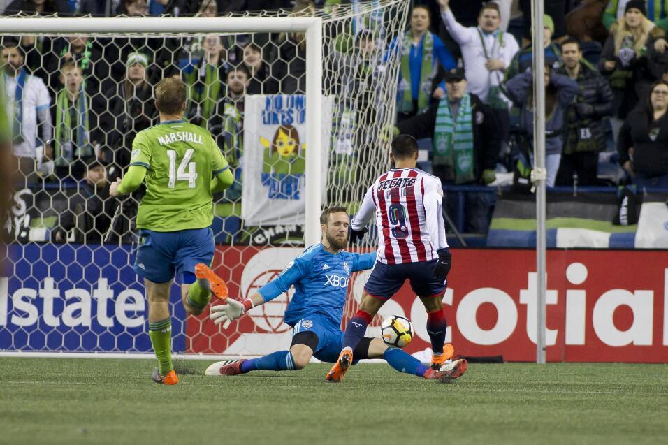 Demasiado ruido: Seattle derrotó a Chivas y tomó ventaja 20180307-3108.jpg