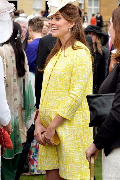 22 de mayo de 2013  La duquesa participa en un Garden Party en el Buckin...