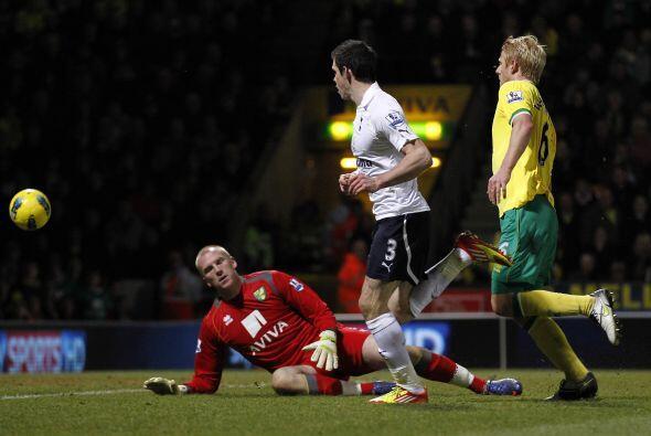 Bale daba uno de esos partidos que resultan inolvidables.