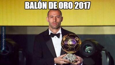 ¡Atención! Goles de Mascherano, André Gómez y Paco Alcácer ponen las risas en los memes